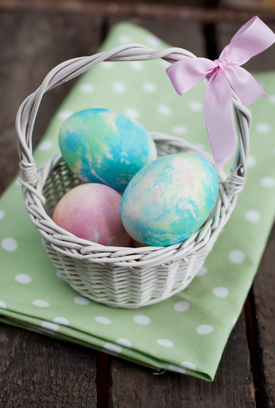 Интересные идеи для украшения яиц к Пасхе